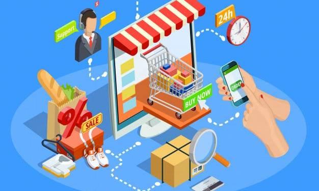 انبارداری و تکمیل سفارشات فروشگاه های اینترنتی