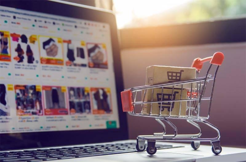 سبد خرید فروشگاه اینترنتی