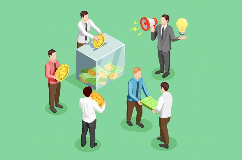 موفقیت در روش جذب سرمایه جمعی